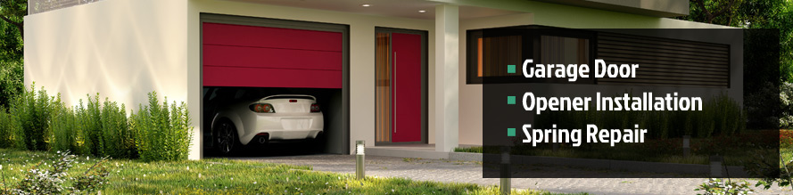 Garge Door Repair Services - Mundelein, IL